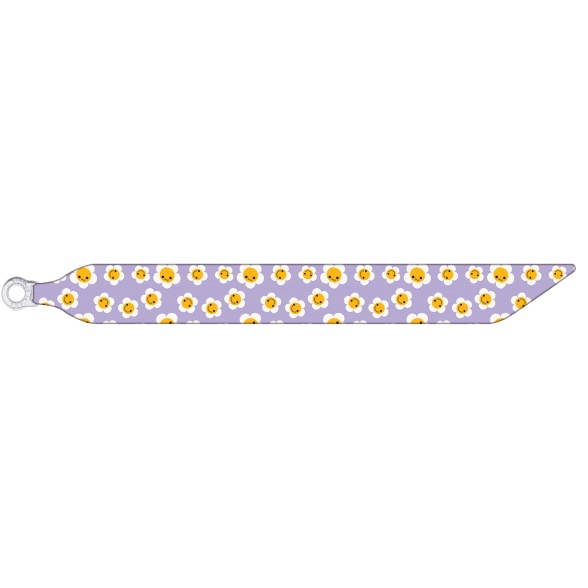 Happy Flowers - Silk Bracelet